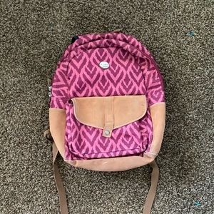 Lightly used ROXY BACKPACK